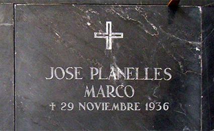 Sacerdote José Planelles