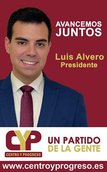 Centro y Progreso - Luis Alvero