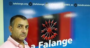 Manuel Andrino Falange