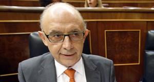 Ministro Cristobal Montoro