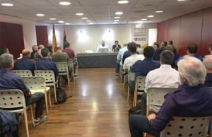 Asamblea de FEJONS Falange Española de las JONS