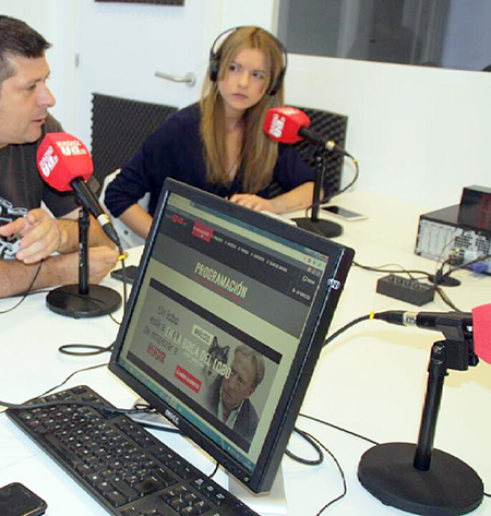 Inma Sequí y Rafael Ripoll