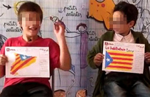 aulas en Cataluña
