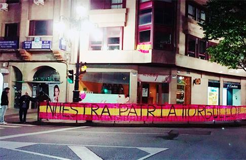 Viva España Asturias no Conforme