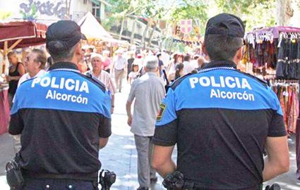 Policía de Alcorcón