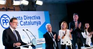 Mariano Rajoy Catalunya