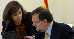 Soraya Y Rajoy