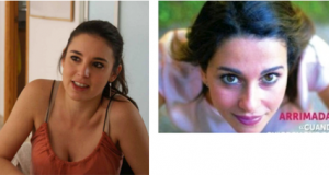 Ines Arrimadas e Irene Montero