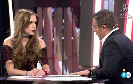 Carlota y Jorge Javier Vazquez