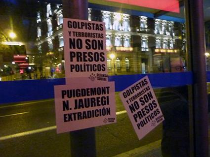 Defensa Social Madrid