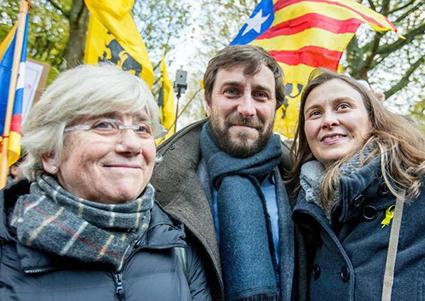 exconseller catalanes