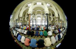 Mezquita Madrid