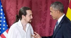 Iglesias y Obama