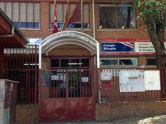 Colegio Público Madrid