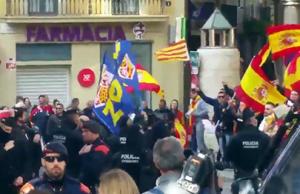 la extrema izquierda ataca a patriotas