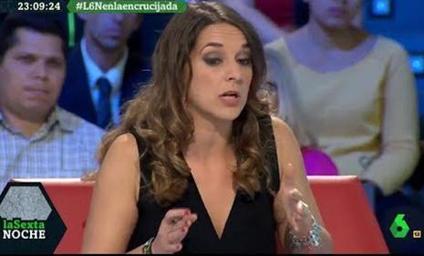 Noelia Vera Podemos