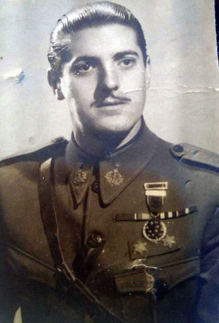 Falangista Pedro Cuyas Ortiz