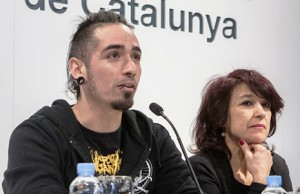 Rodrigo Lanza y Mariana Hudiobro