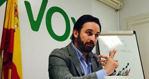 Santiago Abascal - Noticias de VOX