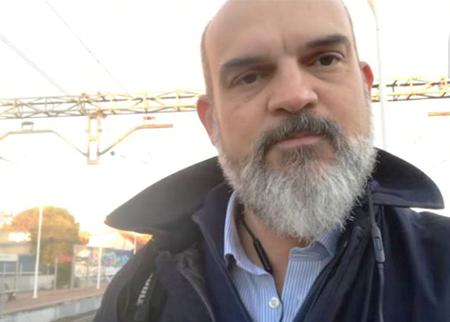 Víctor Sánchez del real VOX