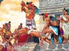 Caníbales Aztecas