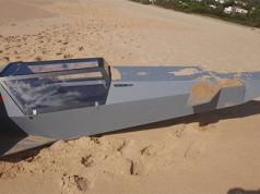 Aparece un submarino en Cádiz