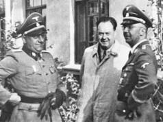 la opinión de los nazis sobre Franco. Himmler habla de Franco