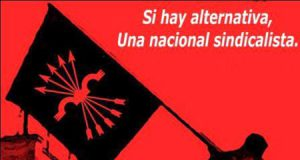 Alternativa Falangista. S hay una alternativa, una nacional sindicalista falangista