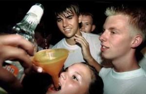 Los jóvenes en España y el consumo de alcohol