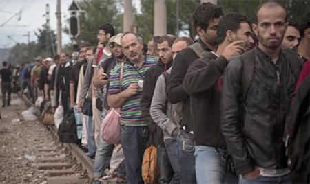 Los refugiados no son recibidos en Polonia