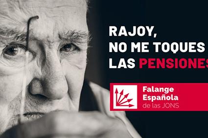 Falange Española Actual - Falange Española de las JONS sobre las Pensiones
