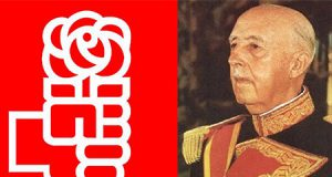El PSOE presenta una ley para meter en la cárcel a los que hablen bien de Franco. PSOE y Franquismo
