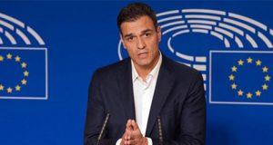 Pedro Sánchez contra la candidatura de Luis de Guindos en el BCE
