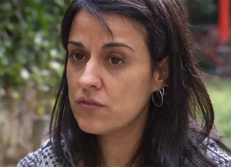 Anna Gabriel no volverá a España y habla sobre su casa en la televisión de Suiza