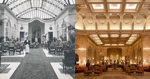 La cúpula del Hotel Ritz de Madrid volverá a lucir de nuevo en la zona centro del Hotel Ritz