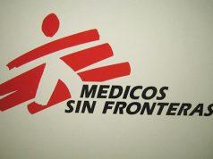 Médicos Sin Fronteras y los abusos sexuales. Logo de la ONG Médicos Sin Fronteras