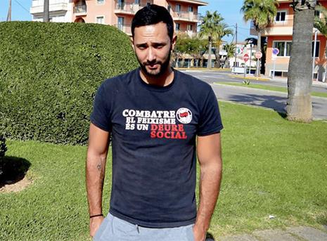 Las canciones violentas por las que ha sido condenado el rapero de extrema izquierda Valtonyc