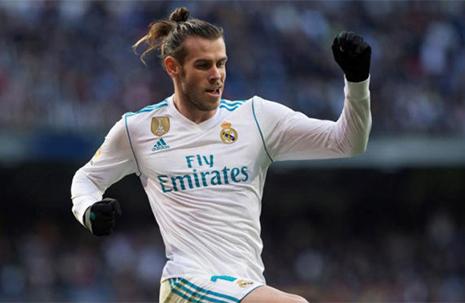 El jugador del Real Madrid, Gareth Bale, y su patrimonio