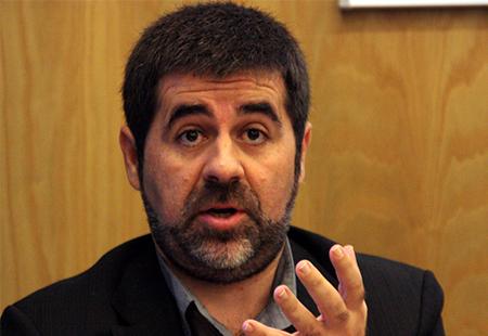 Jordi Sánchez de la ANC candidato para ser el Presidente de la Generalitat de Cataluña