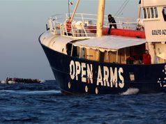 Open Arms acusada de trasladar inmigrantes para introducirlos en Europa
