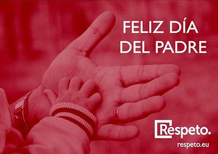 La Federación Respeto ante el día del Padre - Feliz día del Padre