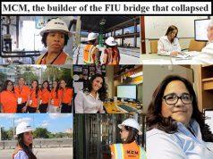 Primer puente feminista de la historia hecho por mujeres se cae por estar mal construido