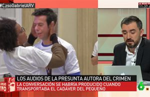 Ignacio Escolar defiende a Ana Julia, supuesta asesina del pequeño Gabriel, en Al Rojo Vivo de La Sexta