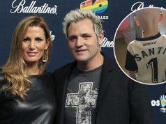 mujer de Santiago Cañizares. Fallece el hijo de Santiago Cañizares a los 5 años