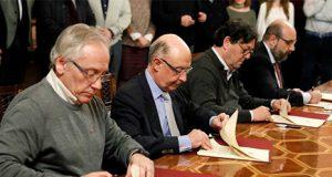 Subida salarial de los funcionarios. La subida del salario a los funcionarios impide subir las pensiones