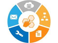 workflow - El flujo de trabajo es el estudio de los aspectos operacionales de una actividad de trabajo