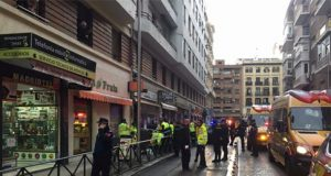 Asesinan a un hombre en Madrid