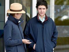 Froilán de Marichalar visita a su abuelo Juan Carlos I en el Hospital