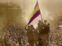 Proclamación de la II república en España