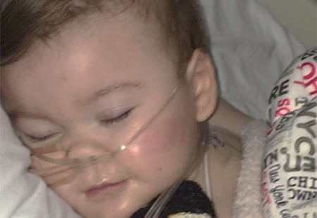 El niño Alfie Evans fallece en el hospital